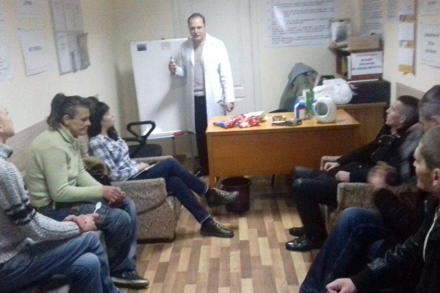 Розширення програми замісної терапії в м. Київ