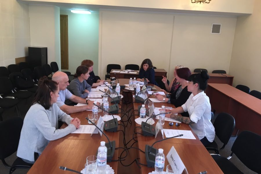 Захист прав наркозалежних жінок у Комітеті Верховної Ради