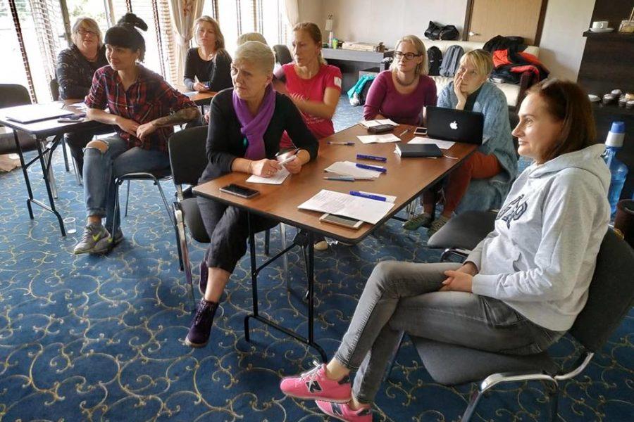 Стратегічне планування Всеукраїнського об'єднання наркозалежних жінок «ВОНА»