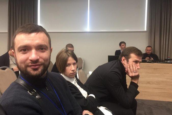 """Співробітники Благодійного Фонду """"Надія та Довіра"""" взяли участь в """"Українській конференції з наркополітики"""""""