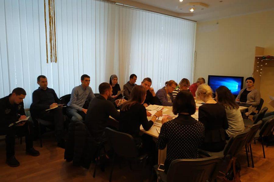 Участь в робочій зустрічі партнерів Центру громадського здоров'я МОЗ України