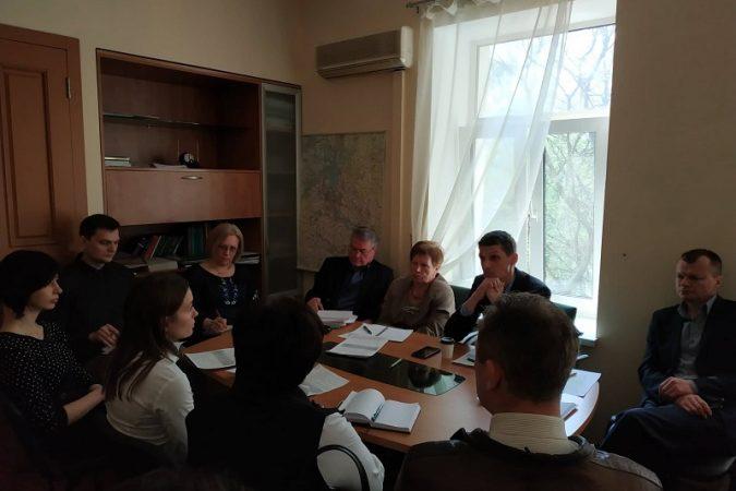 Участь в робочій зустрічі стосовно перспектив впровадження програми ЗПТ в Київській області