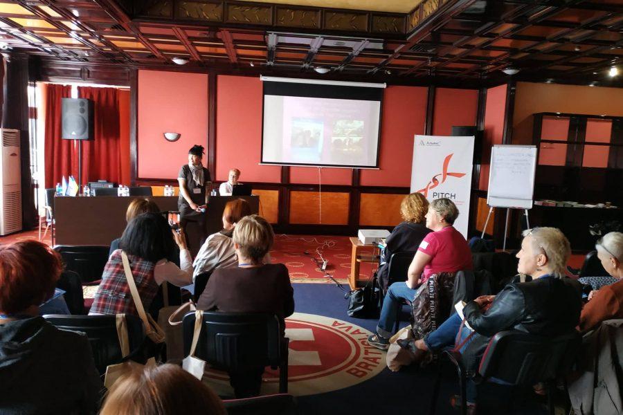 Як проходив І національний Форум жінок, які живуть з наркозалежністю