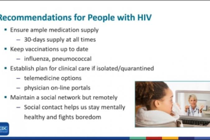 COVID-19 та ВІЛ-позитивний статус: що потрібно, щоб захисти себе під час пандемії