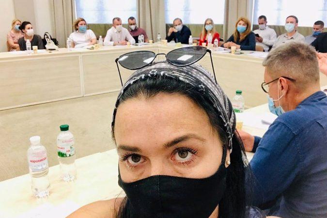 Участь в Установчому засіданні робочої групи МОЗ з питань надання послуг зі зменшення шкоди та ЗПТ на 2020 рік