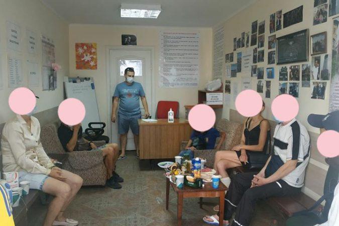 Правила набору на програму та соціальний супровід – про це говорили під час інформаційного заняття в Києві