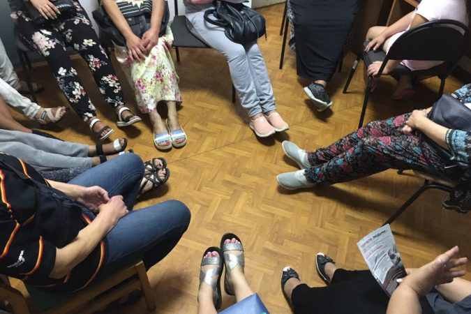 Як протидіяти торгівлі людьми, обговорювали в Полтаві