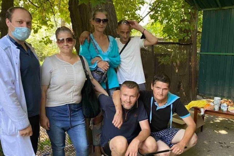 Про лікування супутніх захворювань говорили під час інформаційного заняття в Києві