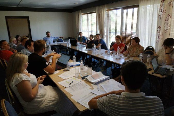 Участь в Валідаційній зустрічі партнерів проекту PITCH