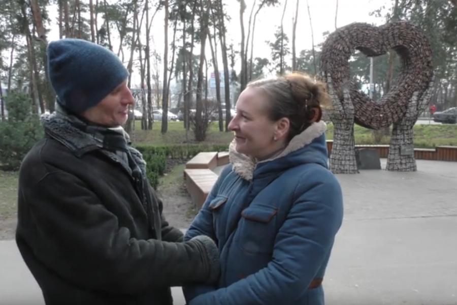 Сім'я пацієнтів ЗПТ: Надія та Михайло