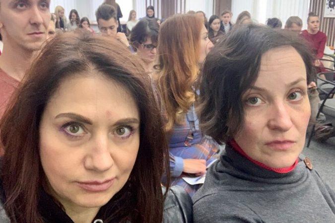 Про доступ жінок до влади, ресурсів та до прийняття рішень говорили в Харкові напередодні 8 березня
