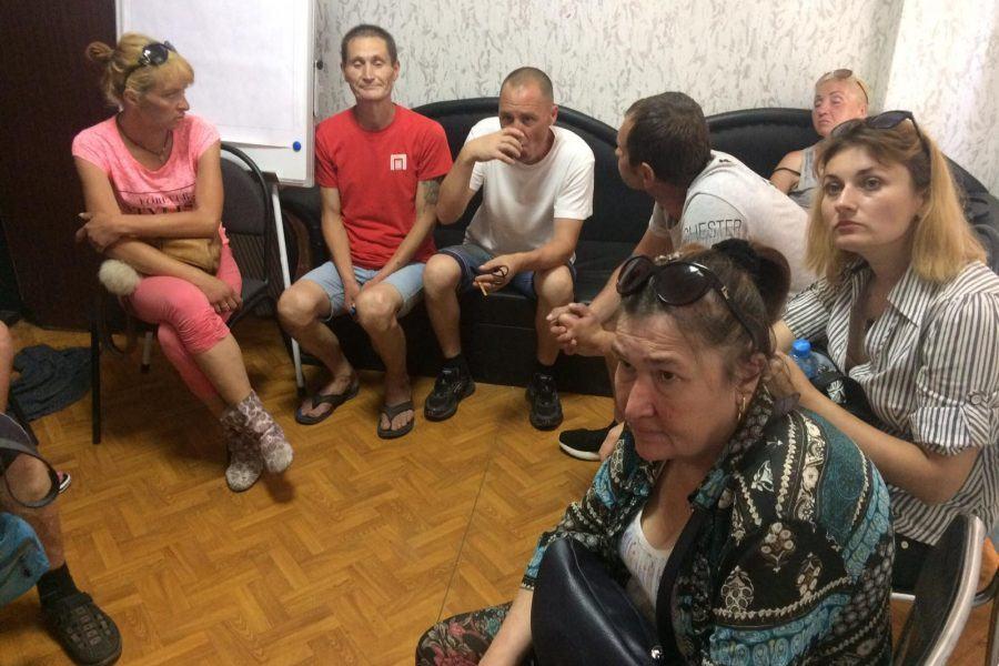 Про можливості для лікування вірусного гепатиту С говорили в Полтаві