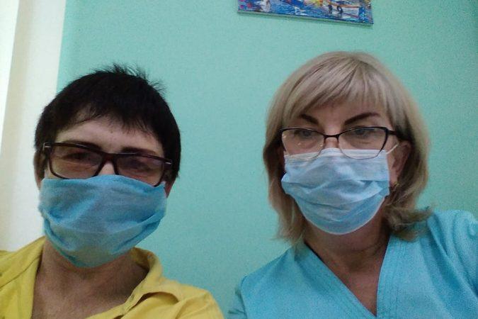 Співпраця з лікарями та пацієнтками замісної терапії в Слов'янську Донецької області