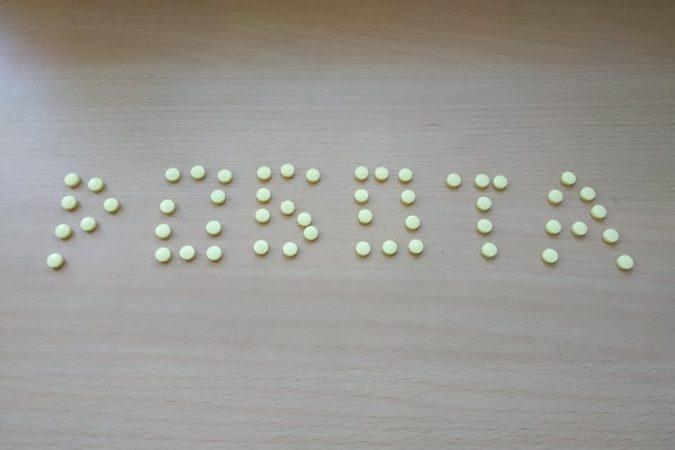 Наявність роботи як умова для видачі препарату для самостійного прийому