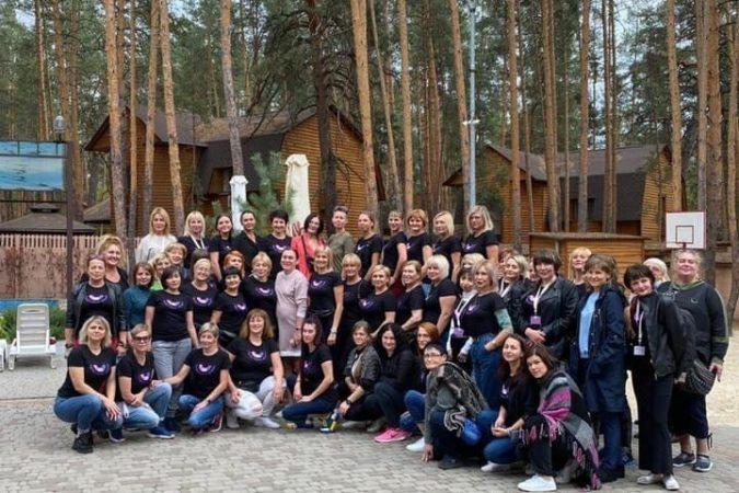 Активістки ВО «ВОНА» взяли участь в VI Національному Жіночому Форумі з ВІЛ та СНІД