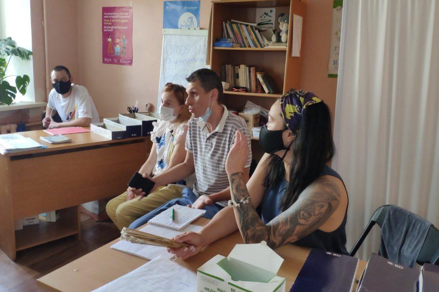 Об'єднуємо зусилля партнерів для відкриття сайту в м. Чорноморськ